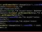 تغییر رنگ کدها